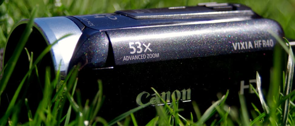 Product Image - Canon Vixia HF R40