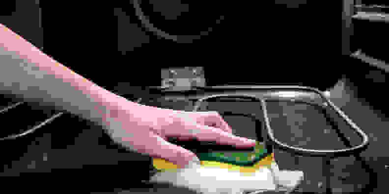 Sponge in the Oven