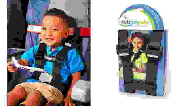 Kids Fly Safe Child Airplane Travel Harness