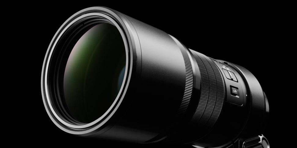 Olympus's new 300mm f/4 Pro Zoom Lens