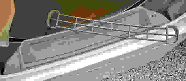 Speed Queen ADEE9RGS173TW01 Lint Trap