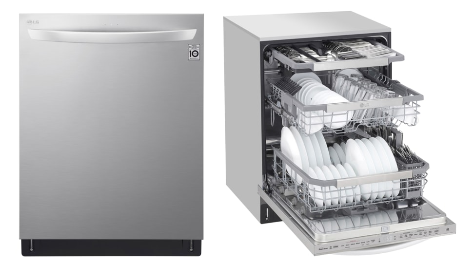 LG LDT7808ST Dishwasher Review - Reviewed Dishwashers