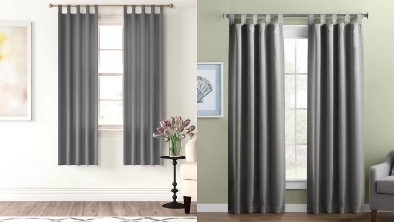 Joss & Main curtains
