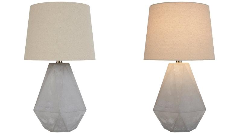 Rivet Concrete Table Lamp