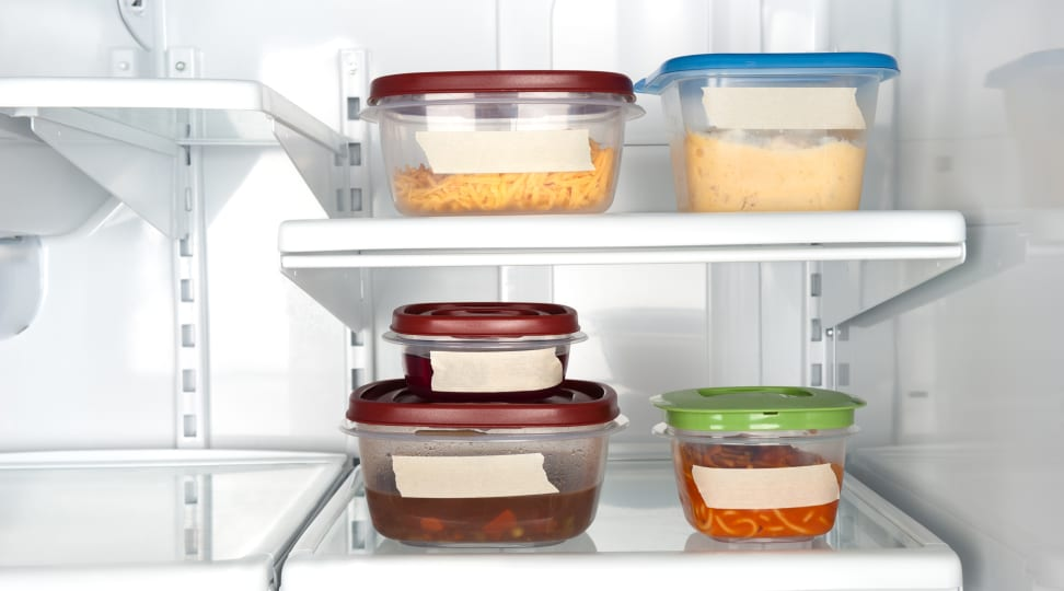 What the Symbols on Your Tupperware Really Mean - Reviewed