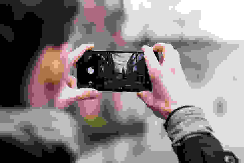 Nexus 6P Primary Camera In Use
