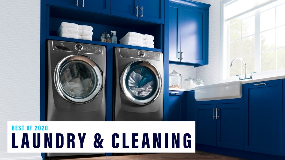 Reviewed's 2020 Best of Year: Laundry & Cleaning