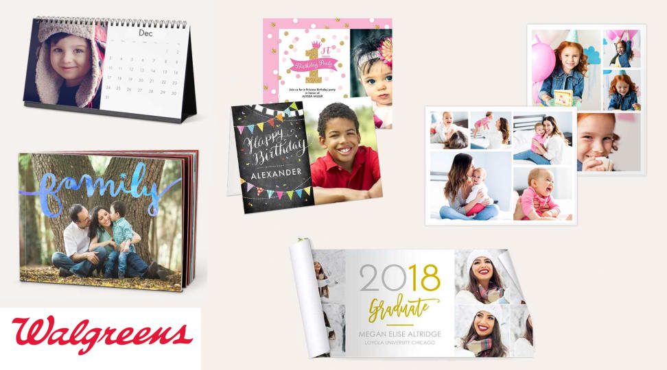 Walgreens Photo Printing Services