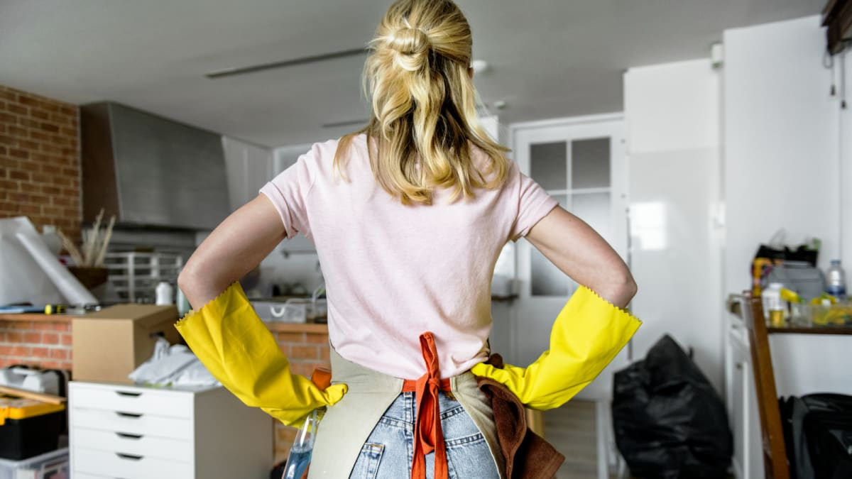 These are the 5 most hated chores in America