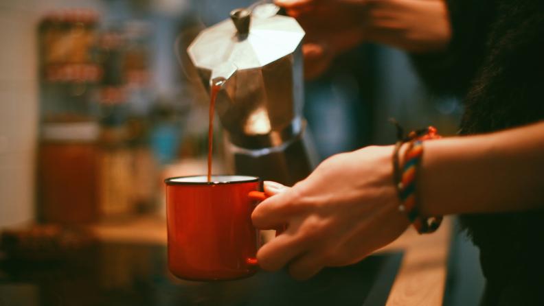 Mokapotcoffee