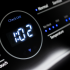 Dryer timer display