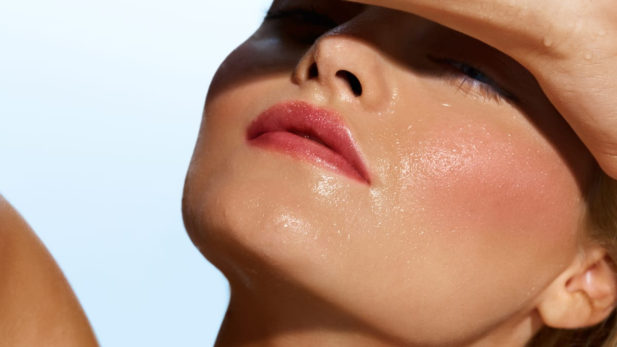 Here's how to keep your makeup from sweating off, according to pros