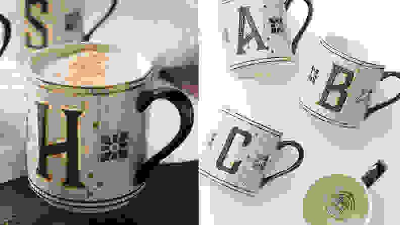 Tile Mug