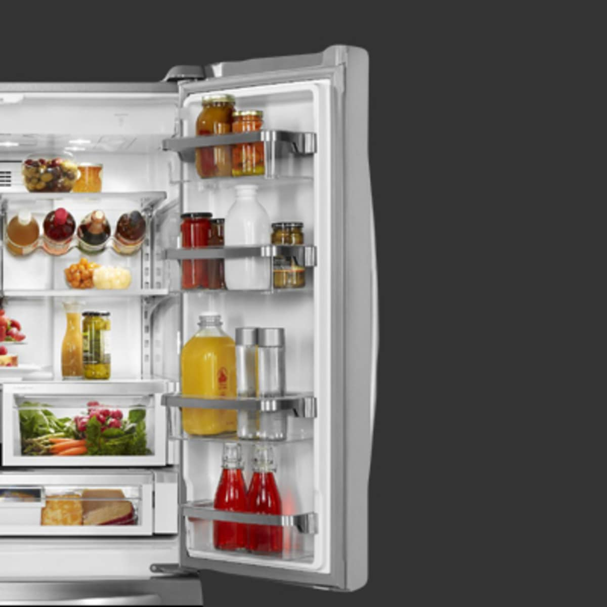 KitchenAid KFIS29PBMS 29 Cu. Ft. French Door Stainless Steel Review on magic chef ice maker repair, marvel ice maker repair, general electric ice maker repair, jenn-air ice maker repair, electrolux icon ice maker repair, sub-zero ice maker repair, ge monogram ice maker repair,