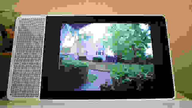 Lenovo Smart Display Smart Camera View