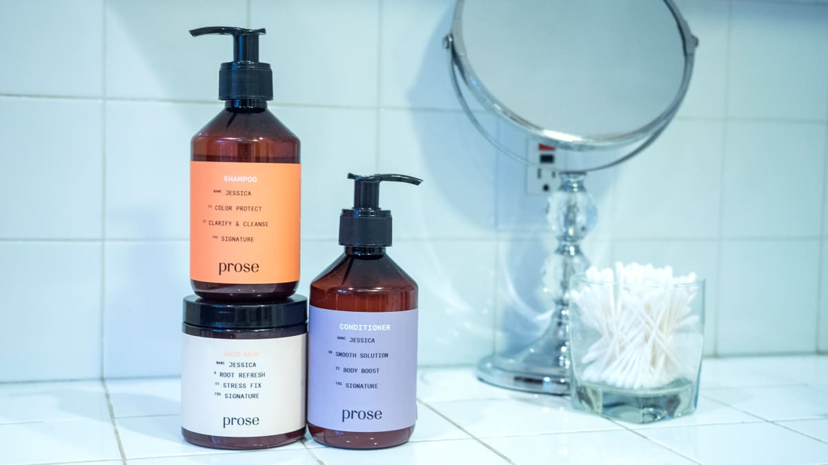 Prose Custom Hair Care Review Here S How Their Tailored Products Worked Reviewed Home Garden