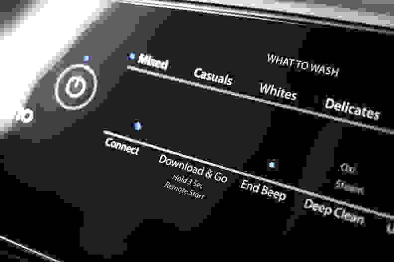 What to Wash Controls