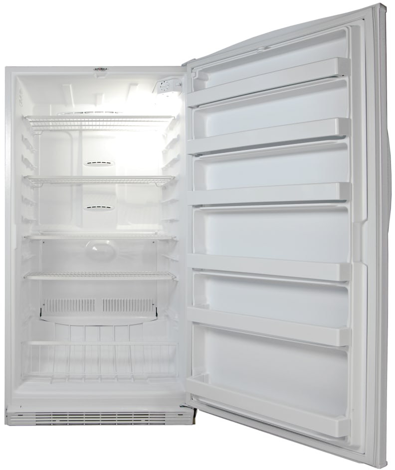 The Whirlpool EV200NZBQ is almost identical to the EV160NZTQ, but bigger all around and with two extra shelves.
