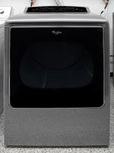 Whirlpool Cabrio WED8500DC Front