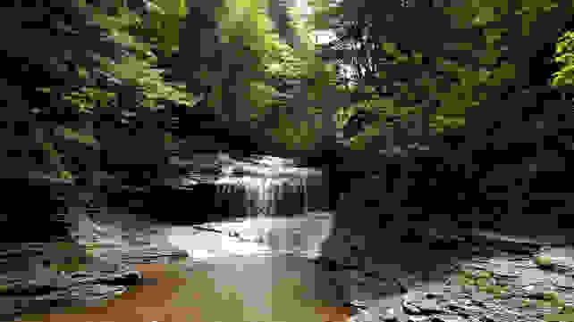 Galaxy S6 Edge Waterfall