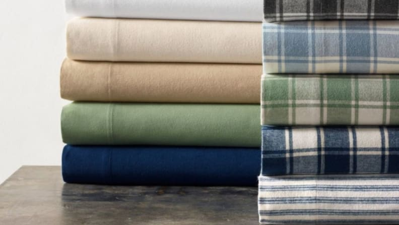 Great Flannel Sheets From Ll Bean Garnet Hill And More Reviewed Sleep