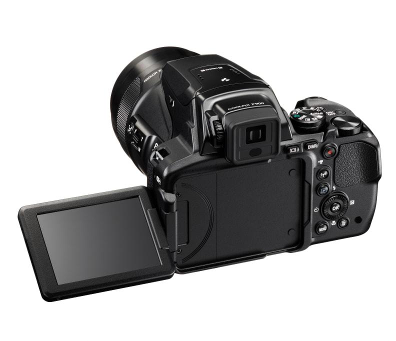 Nikon P900 LCD