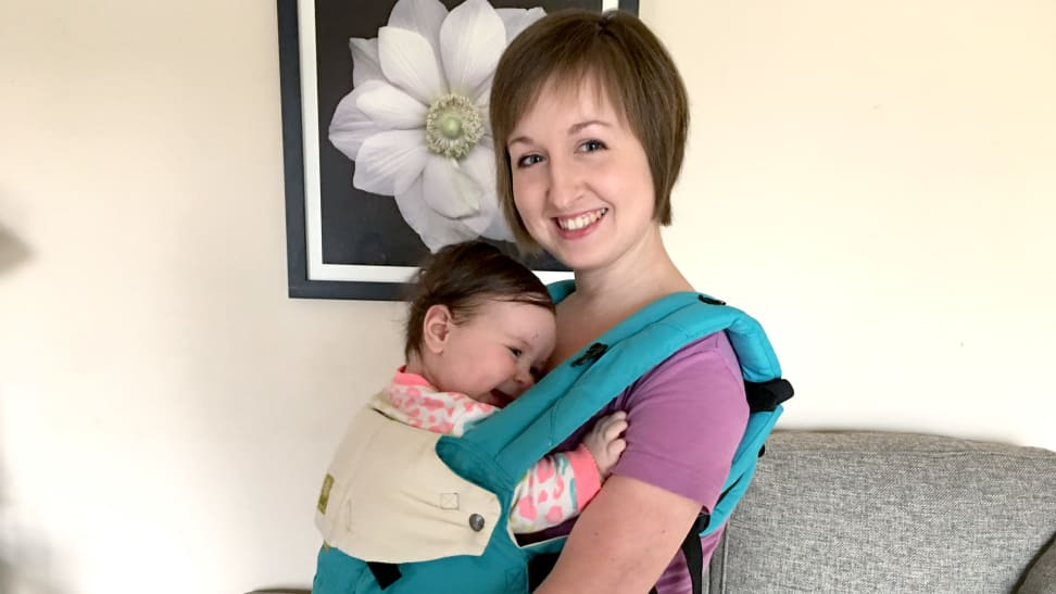The Best Baby Carriers of 2018 - Reviewed.com Parenting