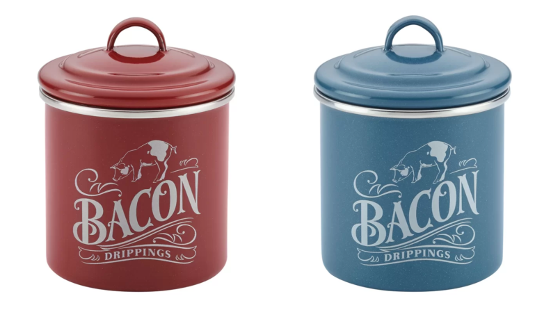 Bacon jar