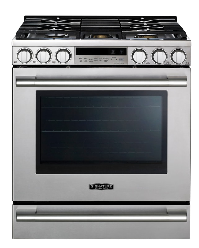 LG Signature UPSG3014ST Gas Slide-in Range