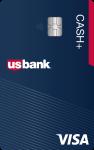 Product image of U.S. Bank Cash+ Visa Signature