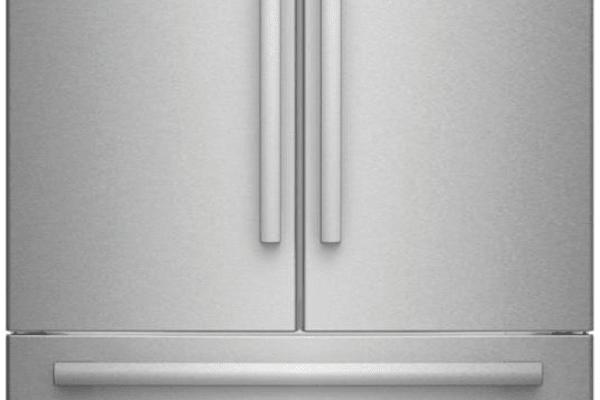 The B21CL80SNS counter depth features an external control panel.