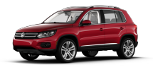 Product Image - 2012 Volkswagen Tiguan SEL with Premium Navigation & Dynaudio