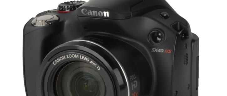 canon powershot sx40 hs digital camera review reviewed com cameras