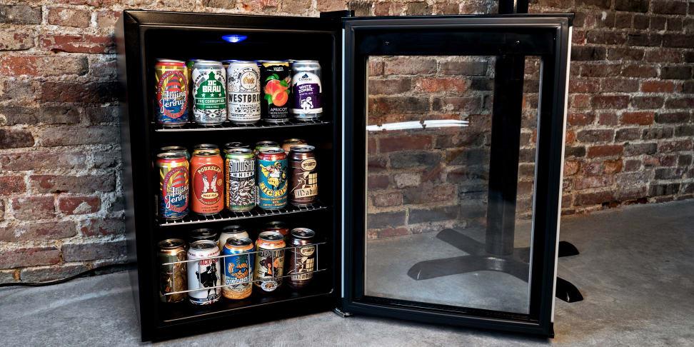 The Best Beer Fridges of 2018 Reviewedcom Refrigerators