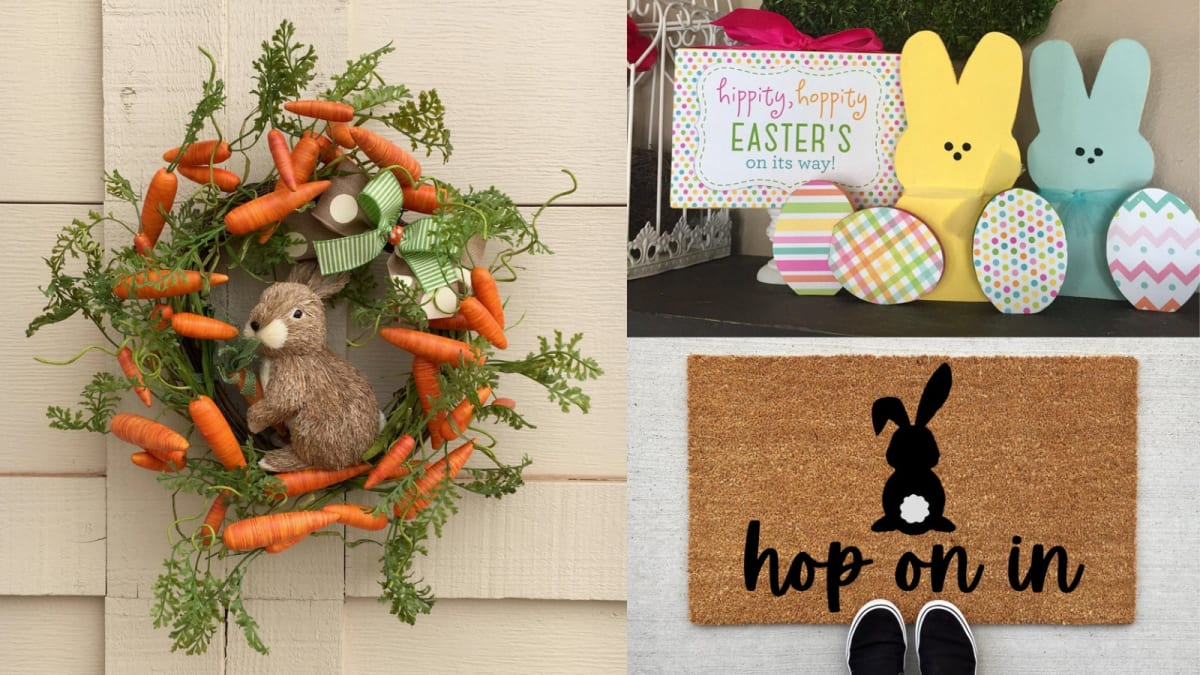 13 festive Easter decorations that reviewers love