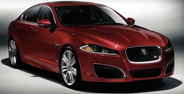 Product Image - 2013 Jaguar XF Supercharged