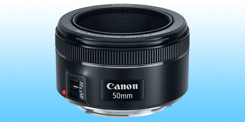 "Canon's new 50mm f/1.8 STM is a new take on the classic ""nifty fifty"""