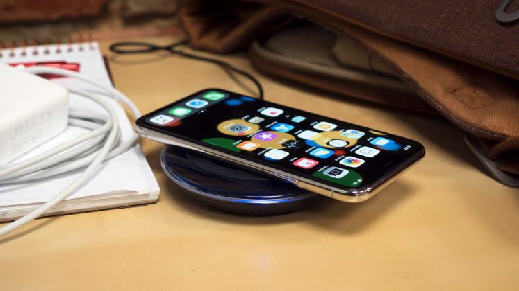 83285f3e48666b 5 of the best wireless chargers for the iPhone X, iPhone 8 Plus, and iPhone  8 - Reviewed Smartphones