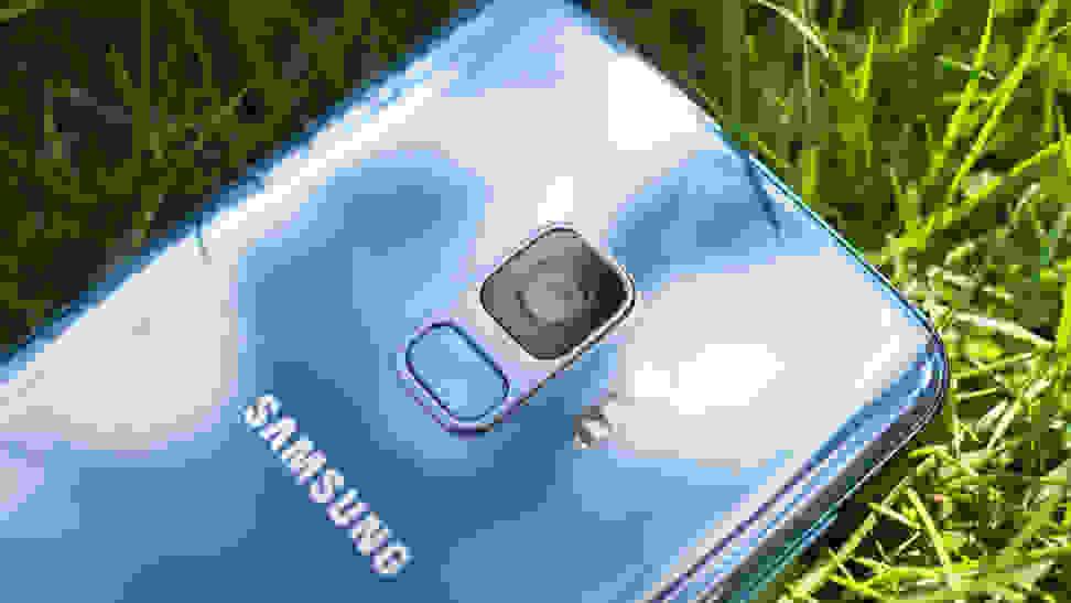 Samsung Galaxy S9 Camera Up Close