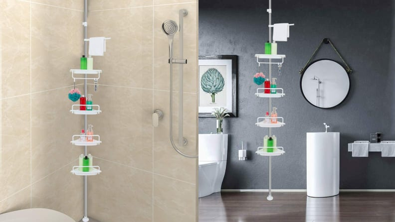 Shower Caddy Tension Pole