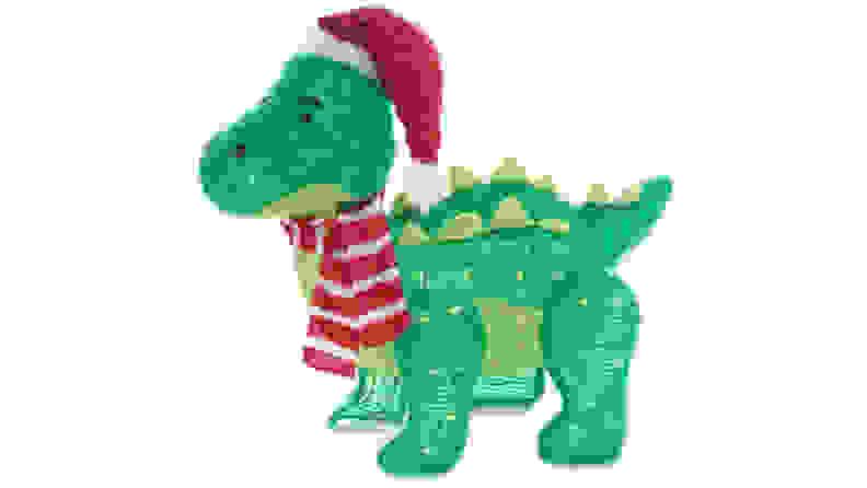 Winter Wonders Lane Light-Up Baby Dino