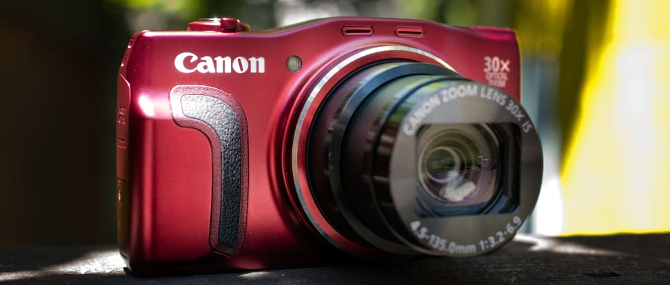 This is our digital camera review of the SX700 HS, with full performance tests, sample images, and a full review.