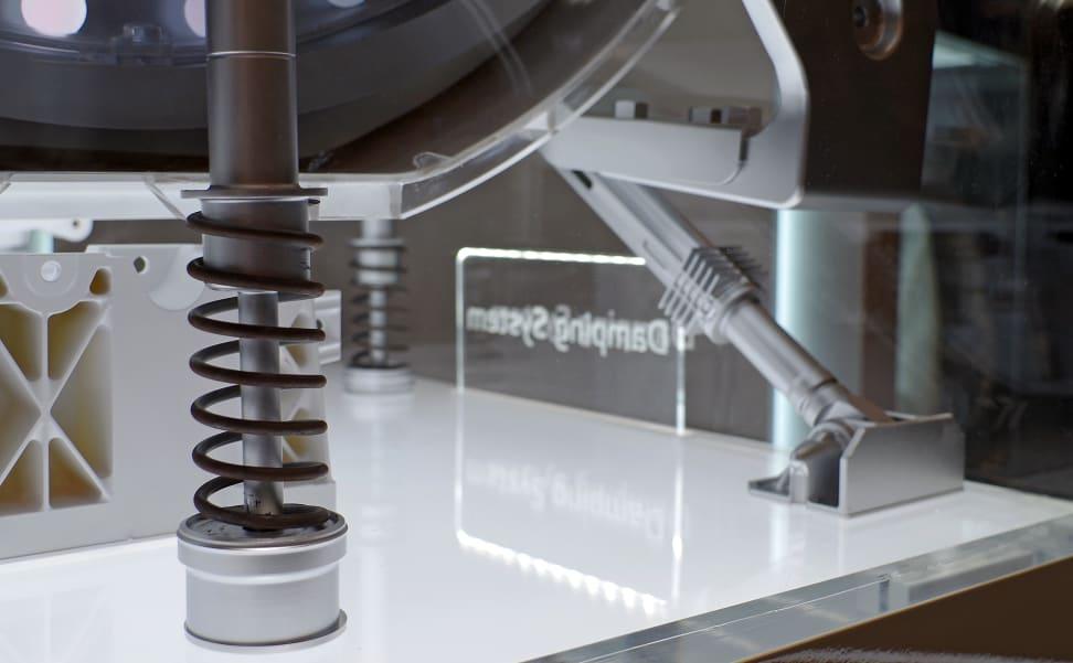 The LG Centum Suspension System