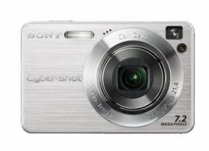 Product Image - Sony  Cyber-shot DSC-W120