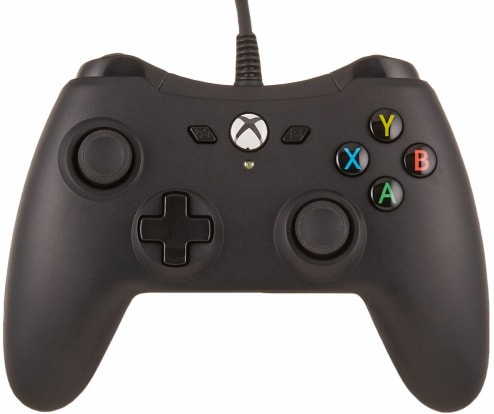 Product Image - AmazonBasics Xbox One Wired Controller