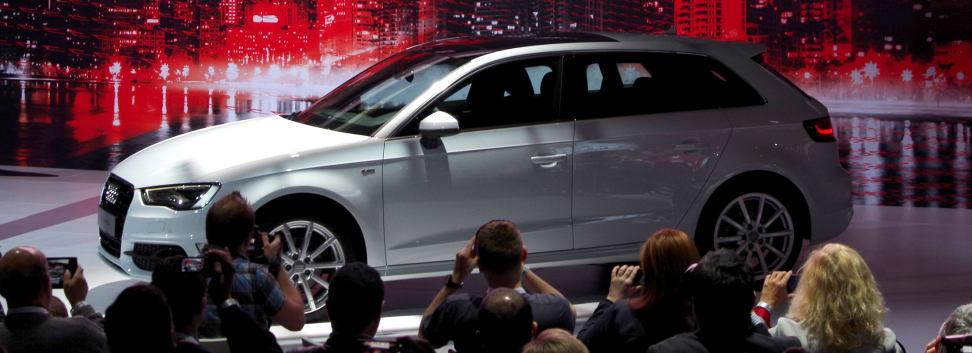 The Audi A3 TDI Sportback