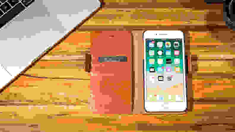 iPhone 8 Plus Wallet Case