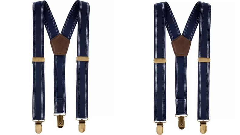 two suspenders