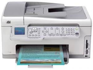 Product Image - HP Photosmart C6180