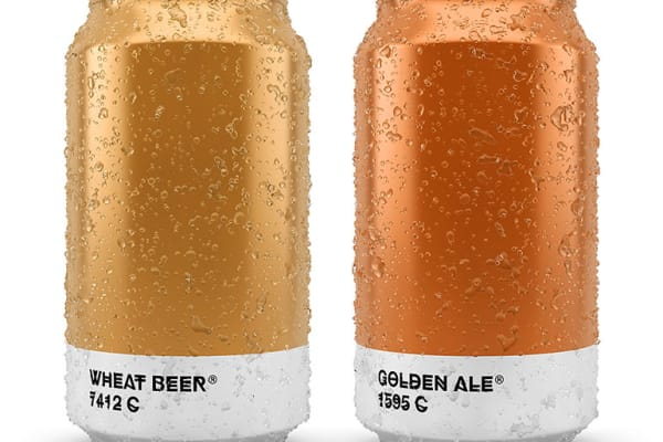 Wheat Beer & Golden Ale – Can